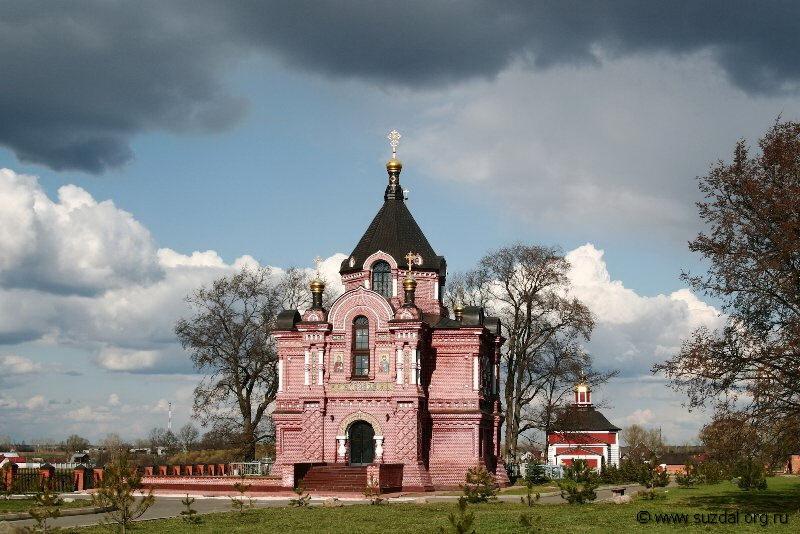 Михали.Суздаль - архитектура,монастыри, церкви и памятники города
