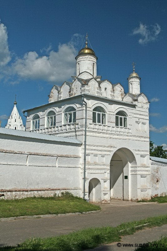 Покровский монастырь в Суздале фотографии
